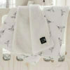 Soft and cozy Teddy blanket Little Dreams. To give your baby room a stylish touch!