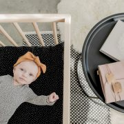 Playblanket Perfect hearts Mies & Co baby lifestyle