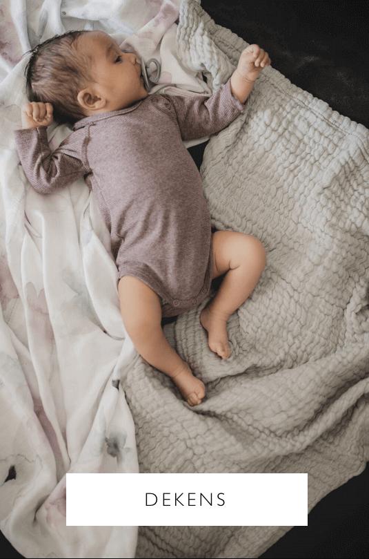 deken wieg ledikant baby